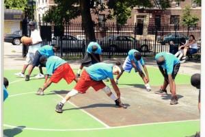 Just Above The Rim Summer BasketballTournament